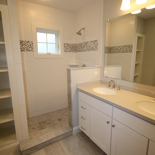 Bayswater Development - tile flooring in Yarmouth, MA from Paramount Rug Company