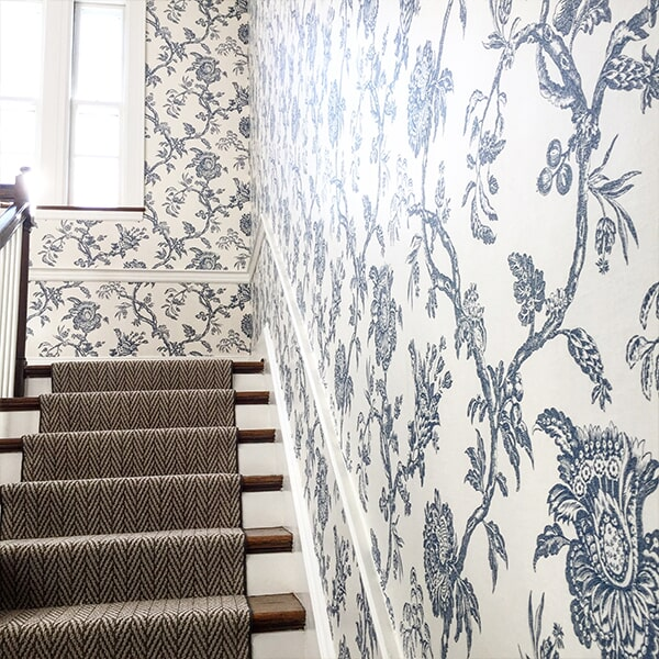 Stair runner carpet in Hyannis, MA from Paramount Rug Company