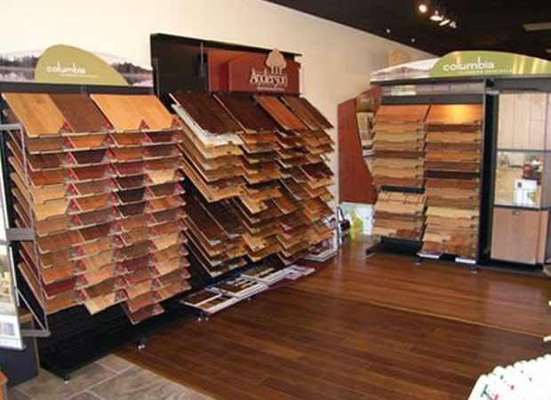 Durable hardwood floor samples in Mount Dora FL from DCO Flooring