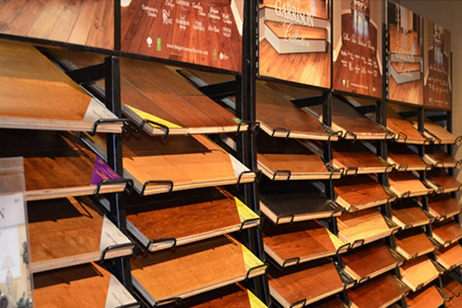 Hardwood flooring store near Folsom, CA - Floor Store