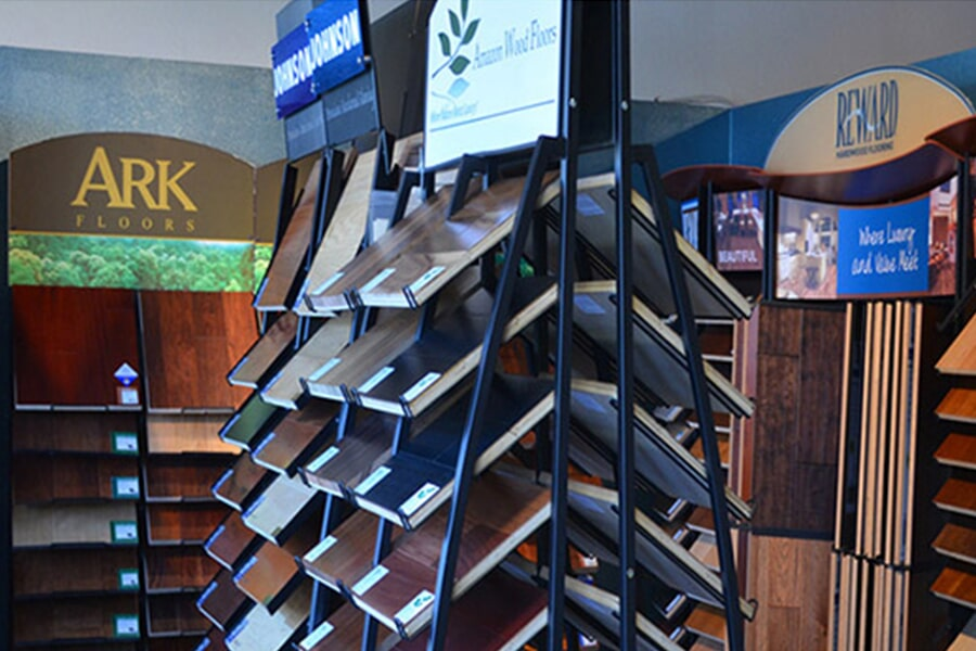 Hardwood flooring store near Cameron Park, CA - Floor Store