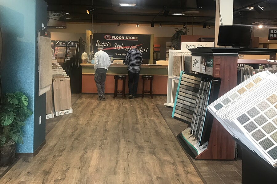 Flooring store near El Dorado Hills, CA - Floor Store
