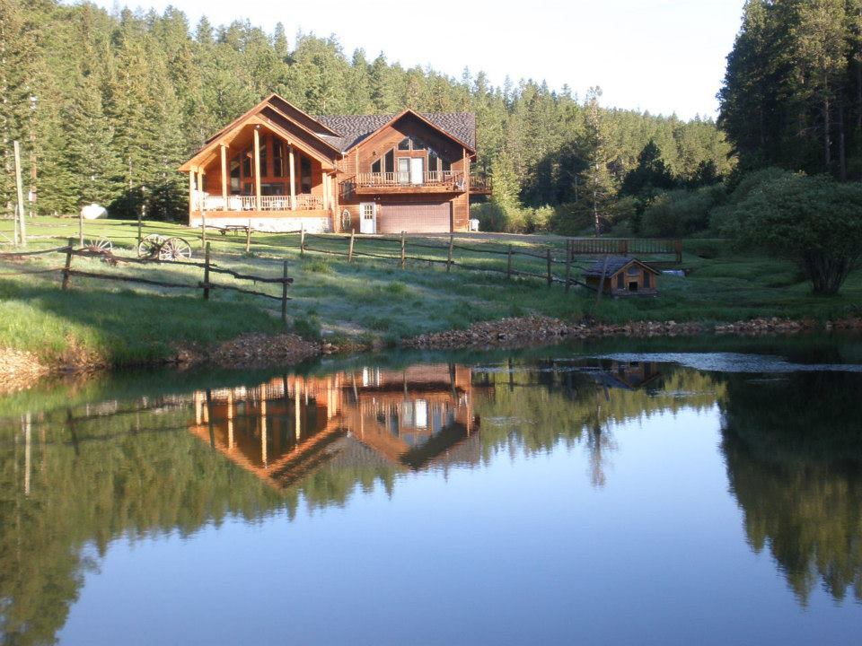 Tranquility, Mountain Stream Estates, Lead, South Dakota