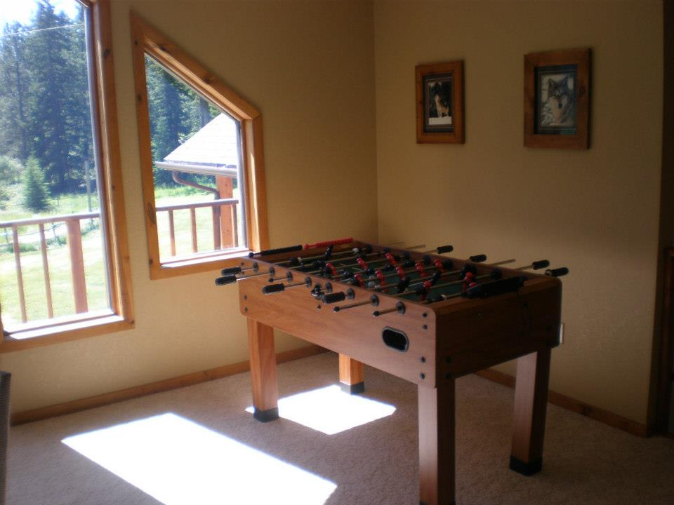 Rec Room, Mountain Stream Estates, Lead, South Dakota
