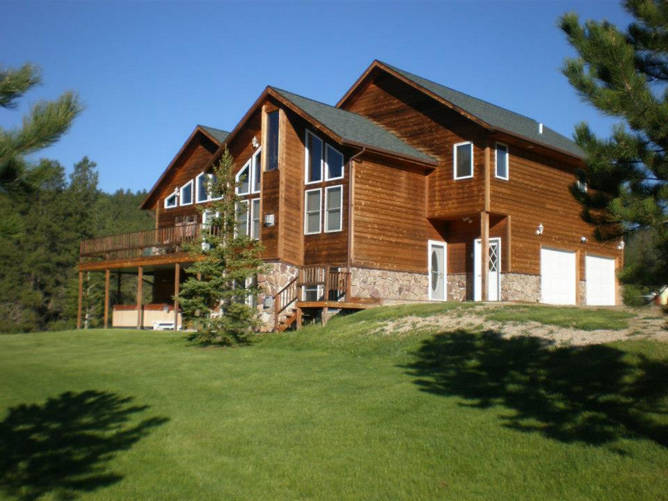 Spacious, Mountain Stream Estates, Lead, South Dakota