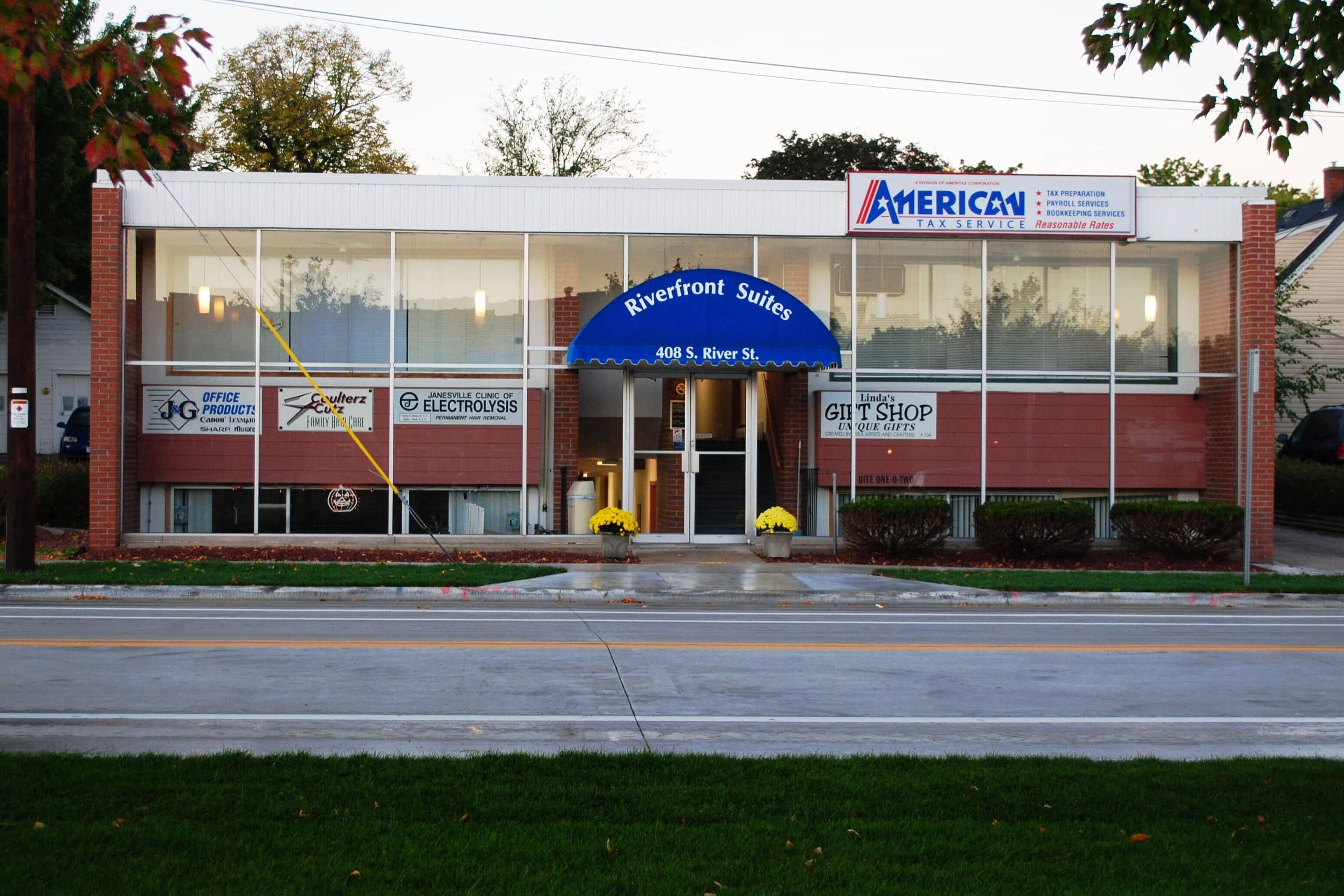 American Tax Service Building