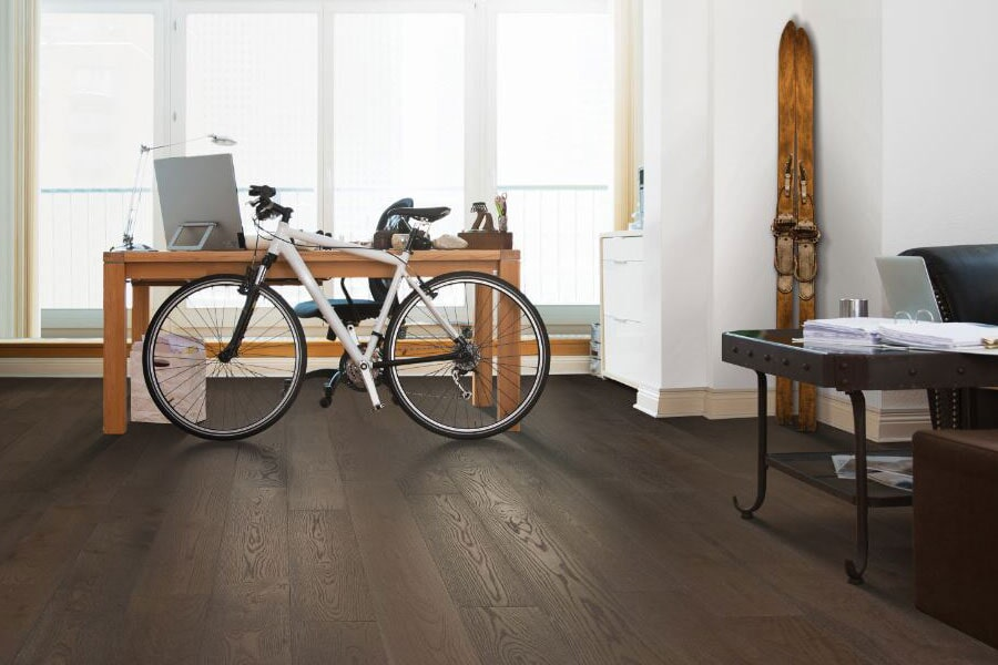 Modern hardwood flooring ideas in West Bloomfield MI from Michigan Carpet & Tile