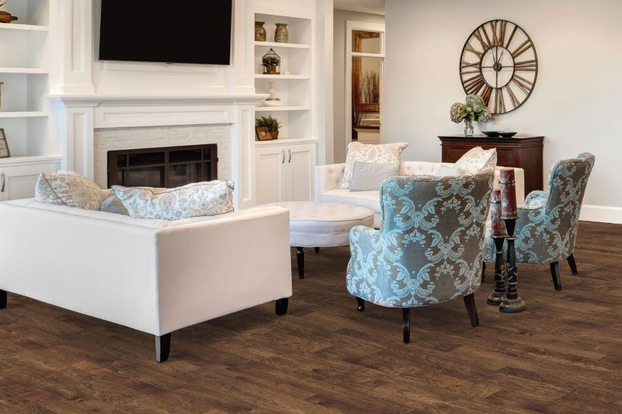 The newest trend in floors is luxury vinyl flooring in Coeur D'alene ID from Pacific Inland Flooring