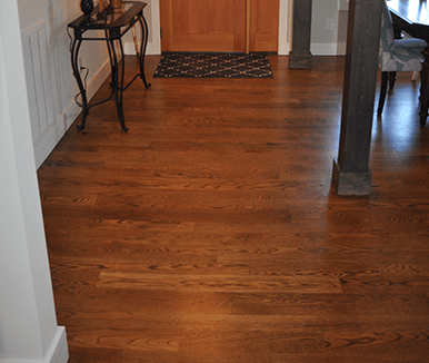 Unfinished Solid White Oak