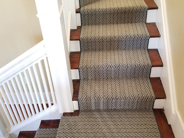 Stair Runners near Bellevue, WA