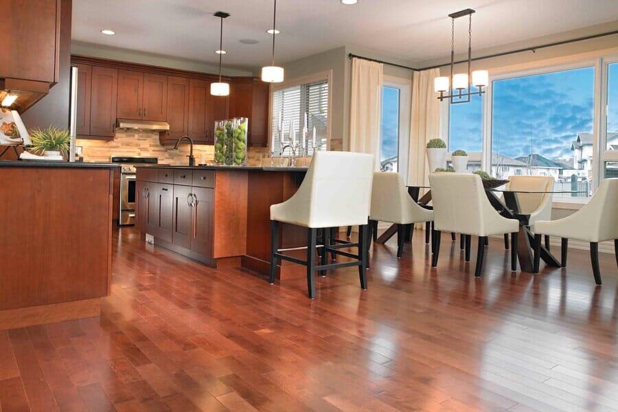 The Nutley, NJ area's best hardwood flooring store is The Longest Yard