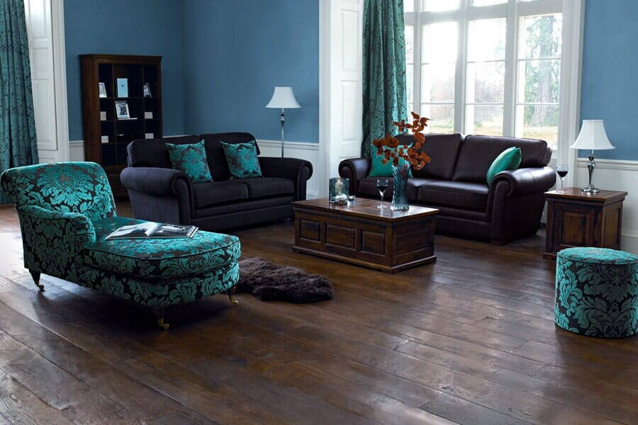 Contemporary wood flooring in Clifton, NJ from The Longest Yard