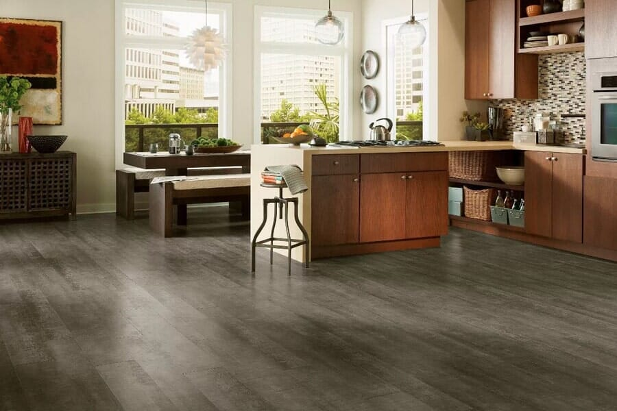 Wood look luxury vinyl plank flooring in Cedar Grove, NJ from The Longest Yard