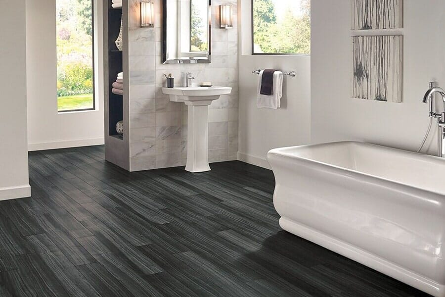 Luxury vinyl plank (LVP) flooring in North Arlington, NJ from The Longest Yard