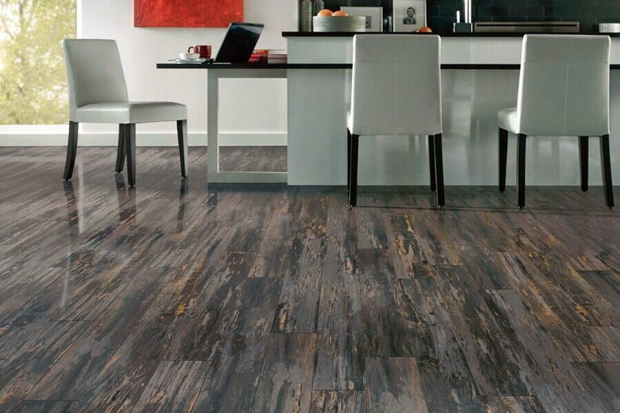 Luxury vinyl flooring in West Caldwell, NJ from The Longest Yard