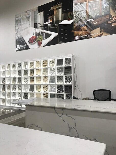 Tile samples in Ascension Parish LA from Wholesale Flooring & Granite