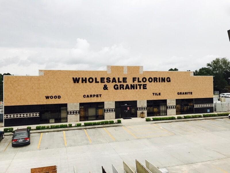 Flooring store in Baton Rouge LA from Wholesale Flooring & Granite