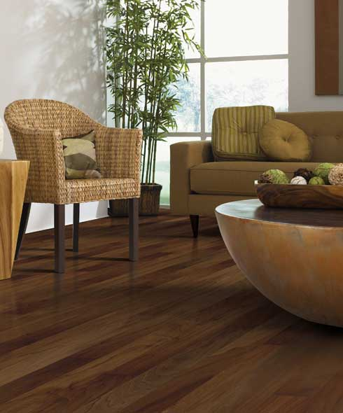 Luxury hardwood floors in Riviera Beach MD from Showcase of Floors