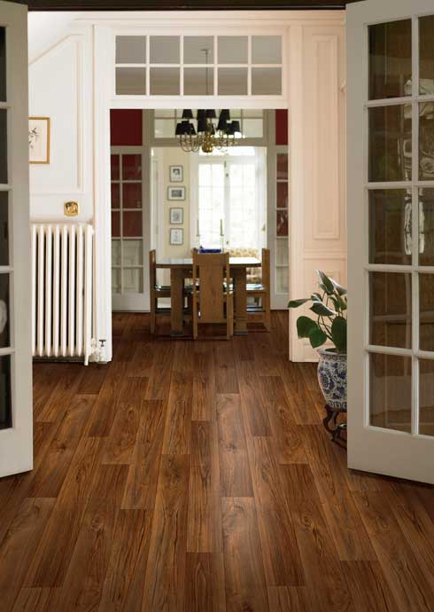 Luxury vinyl plank (LVP) in Riviera Beach MD from Showcase of Floors