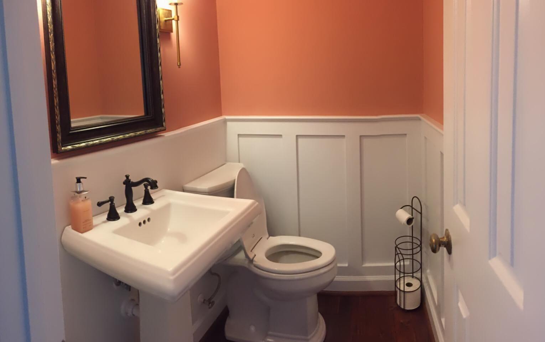 Luxury bathroom renovation in Wilson NC from Richie Ballance Flooring