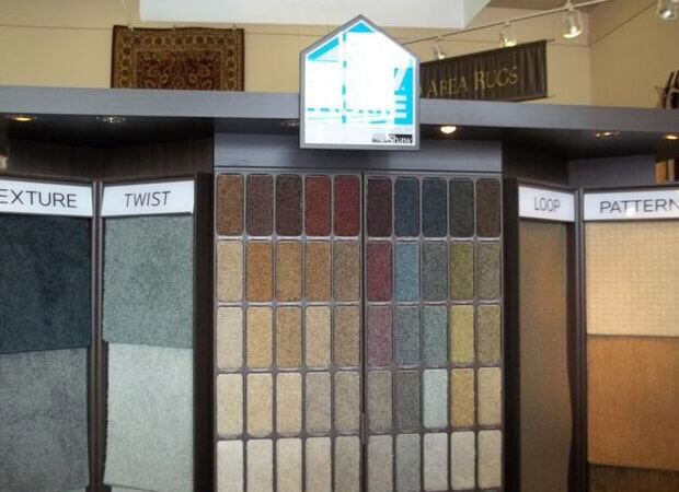 Carpet flooring samples in Baltimore, MD from Carpet Land
