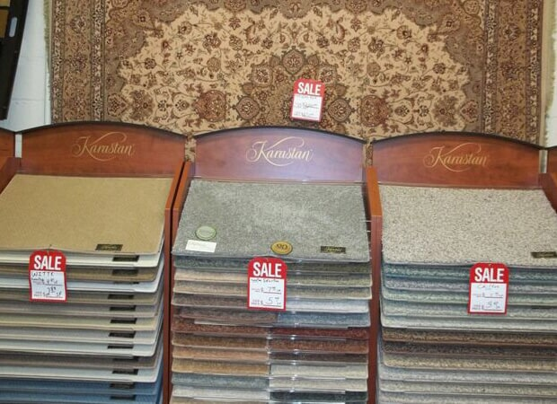 Carpet flooring in Parkville, MD from Carpet Land