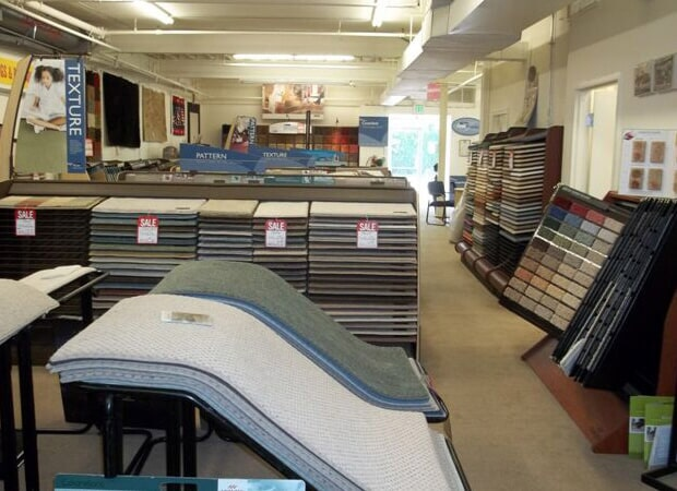 Carpet flooring installation in Towson, MD from Carpet Land