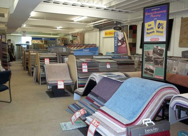 Durable carpet flooring in Ellicott City, MD from Carpet Land