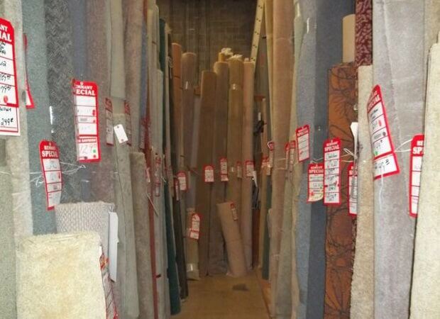 Modern carpet flooring in Catonsville, MD from Carpet Land