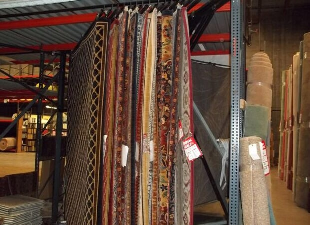 Modern carpet flooring in Lochearn, MD from Carpet Land