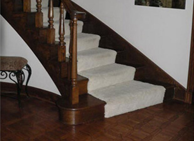 Our work photos in Bloomington, IN from Owen Valley Flooring