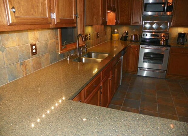 Our work photos in Cloverdale, IN from Owen Valley Flooring