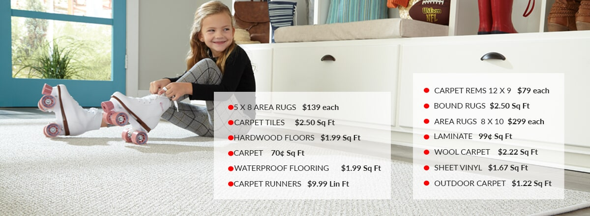 Cheap flooring in  from Marion's Carpet & Flooring Warehouses