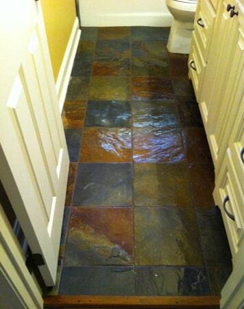 Bathroom tile in Baker LA from Wholesale Flooring & Granite