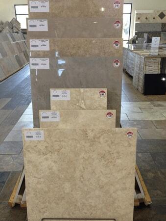 Tile samples in Denham Springs LA from Wholesale Flooring & Granite