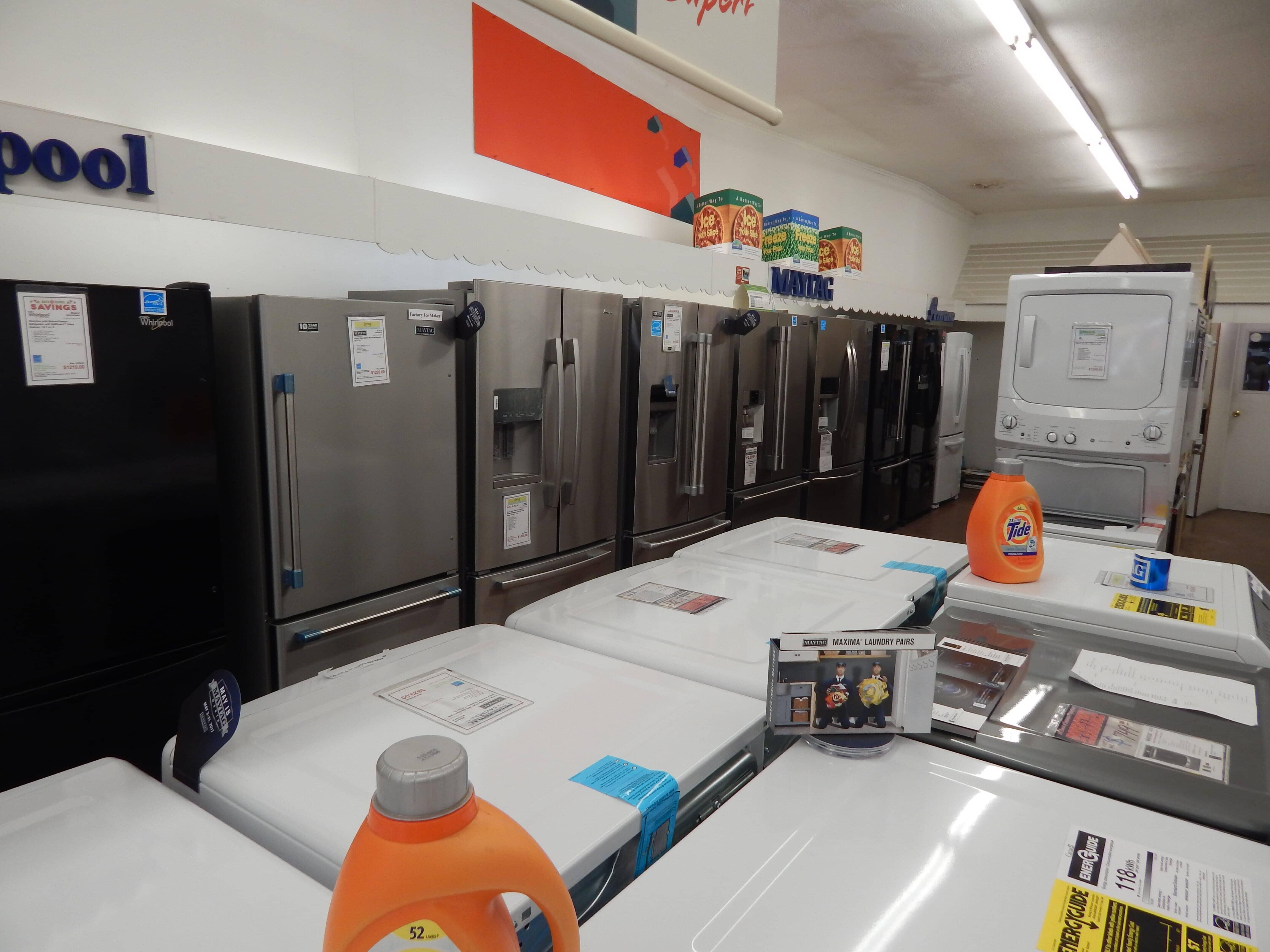 Discount Appliance World, Geneva, New York