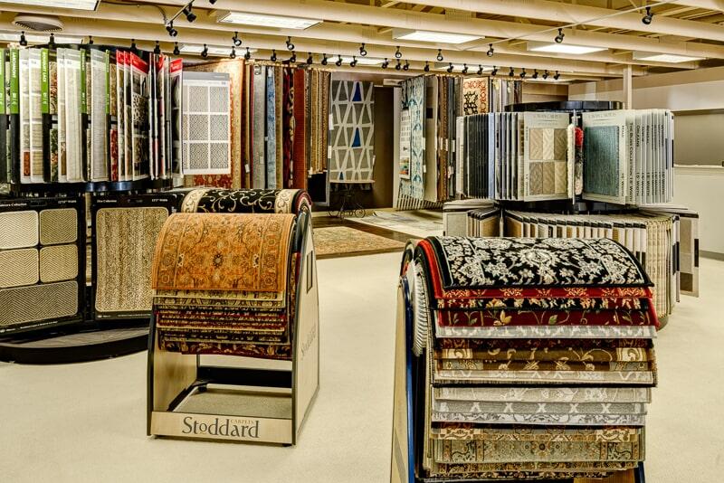 Custom area rug store near Springboro OH - Bockrath Flooring & Rugs