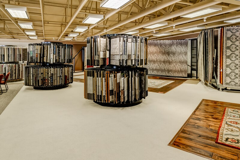 Area rug store near Kettering OH - Bockrath Flooring & Rugs