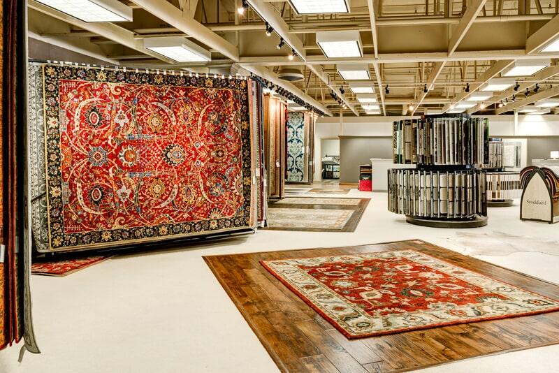 Area rug store in Dayton OH - Bockrath Flooring & Rugs