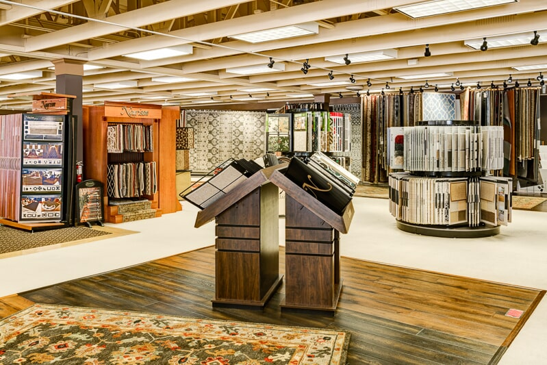 Area rug studio near Beavercreek OH - Bockrath Flooring & Rugs