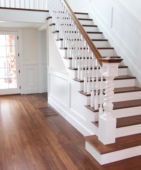 Affordable hardwood flooring n Ronks, PA from Wall to Wall Floor Covering