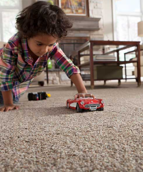 Carpet installation in Jacksonville FL by About Floors n More