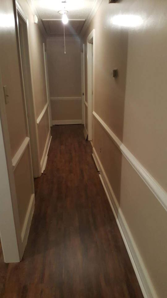 New Wood laminate floors in Lucama NC from Richie Ballance Flooring