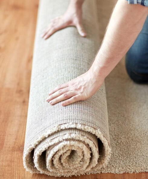 Carpet installation in Port Charlotte FL from Friendly Floors