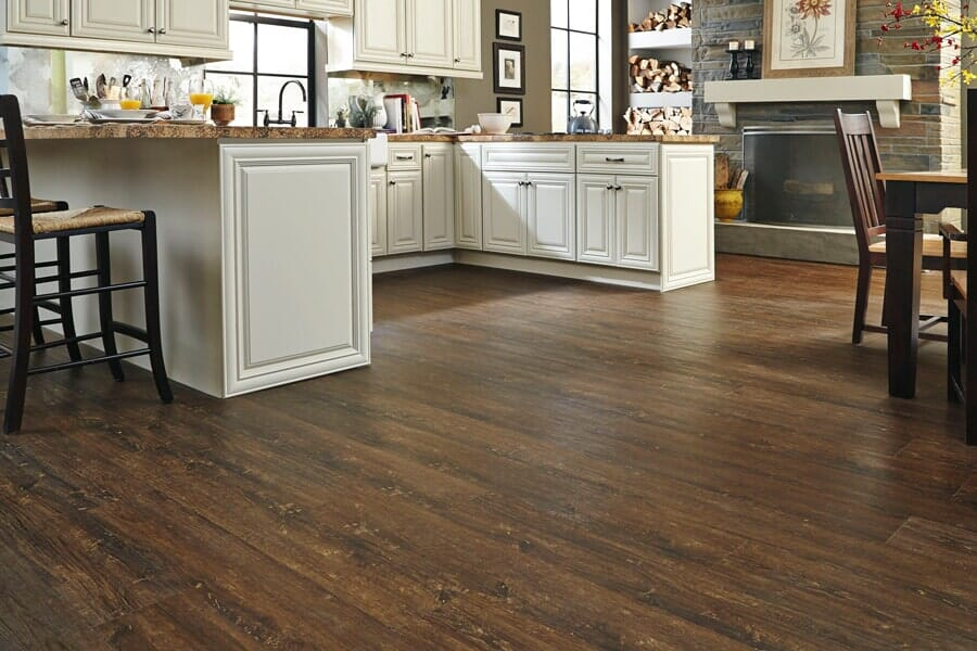 Wood look tile flooring in Anthony TX NM from Carpet Warehouse