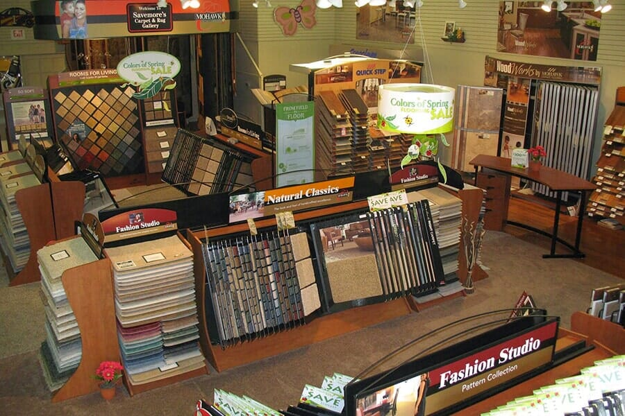 Flooring store in Quincy IL - Carpet & Rug Gallery