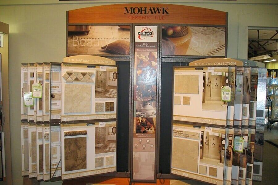 Mohawk Flooring retailer in Quincy IL - Carpet & Rug Gallery
