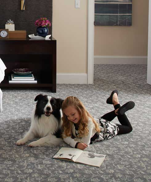 family friendly carpet in North Calgary AB from Westvalley Carpet and Flooring