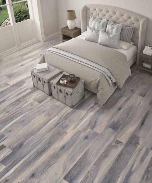Wood look tile floors in Dacula GA from Purdy Flooring & Design