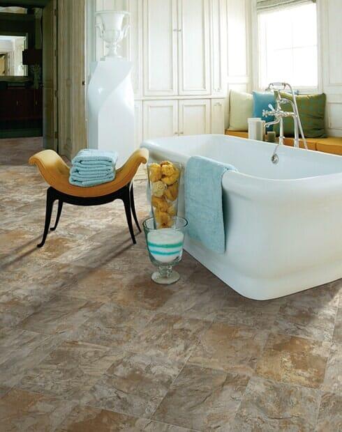 Luxury vinyl flooring looring in Blue Springs MO from Blue Springs Carpet